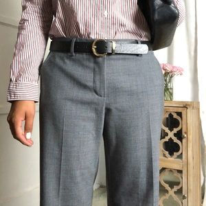 TRINA TURK Grey Trousers size 6